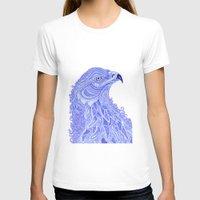 eagle T-shirts featuring Eagle by Olya Goloveshkina