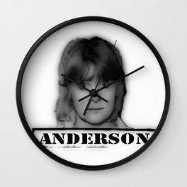 ANDERSON Wall Clock
