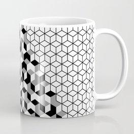 Hexagon(black) #2 Coffee Mug