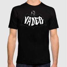 Darth Knight 2X-LARGE Black Mens Fitted Tee