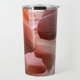 Peaches and Roses Travel Mug