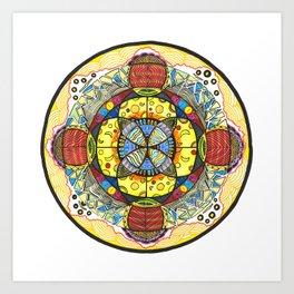 Moondala Art Print
