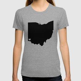 Cincinnati, Ohio, Home T-shirt