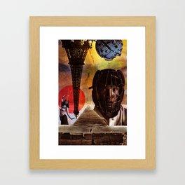 Cool Story, Bro Framed Art Print