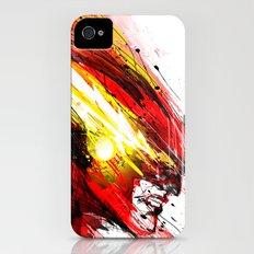 Speed & Velocity Slim Case iPhone (4, 4s)