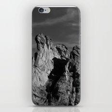 Garden of the Gods B&W iPhone & iPod Skin