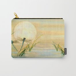 Dragonfly Moon  Carry-All Pouch