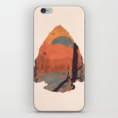 Autumn in the Gorge... - Arrowhead iPhone Skin