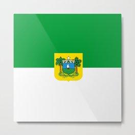 Flag of rio grande do norte Metal Print