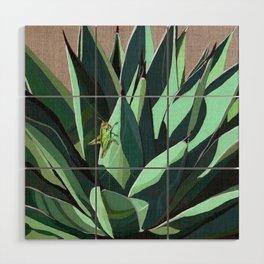 Grasshopper Wood Wall Art