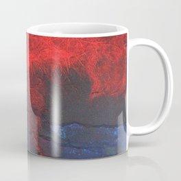 Merryweather Red Blue Coffee Mug