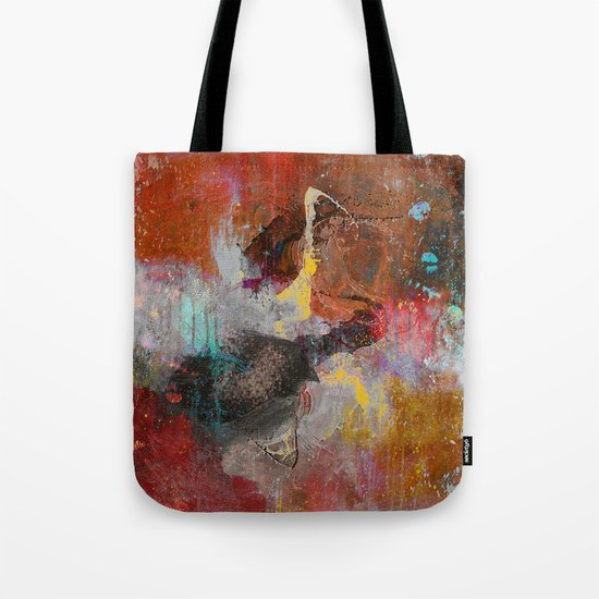 catch the shape Tote Bag