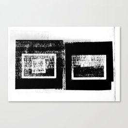 DUPLICITY / 03 Canvas Print