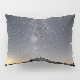 Perseid Meteor Shower Pillow Sham