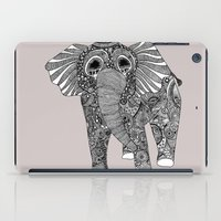 ellie goulding iPad Cases featuring Ellie by lush tart