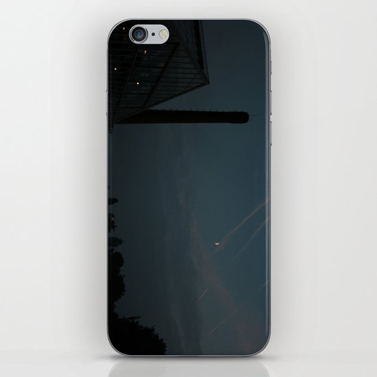 Shooting stars? iPhone & iPod Skin