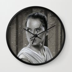 You Have That Power Too Wall Clock