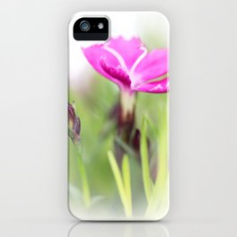 Lilac dream... so sweet... iPhone Case
