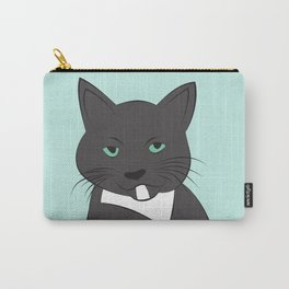 Meow, meow. Carry-All Pouch