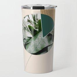 Tropical & Geometry Travel Mug