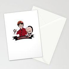 Bruise Lee Stationery Cards