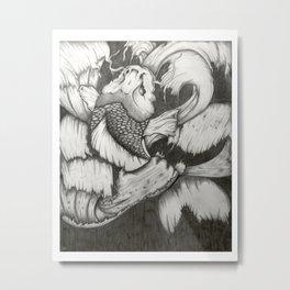 Persevere Metal Print