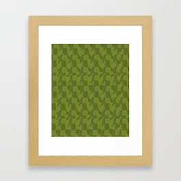 Kratom Love Framed Art Print