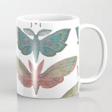 Saturn Moths Mug