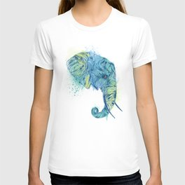 Elephant Head II T-shirt