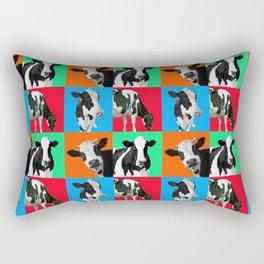 caw Rectangular Pillow