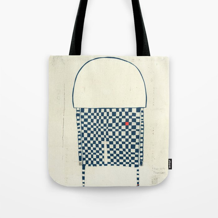Life is not easy  Tote Bag