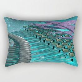 Octo-Type Rectangular Pillow