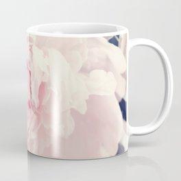 Beautiful Peony Flower Art Coffee Mug