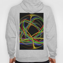 Abstract Background 440 Hoody