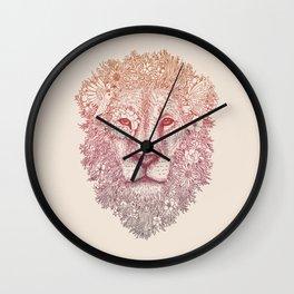 Wildly Beautiful Wall Clock