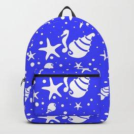 Underwater world Backpack