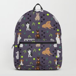 Happy Puppies Backpack