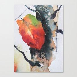 Autumn leaf 1 Canvas Print