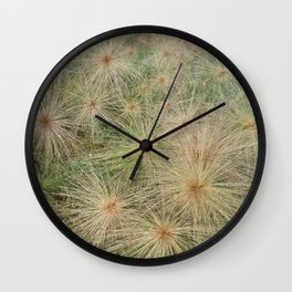 Fields of Ouch Wall Clock
