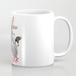 mic drop Coffee Mug