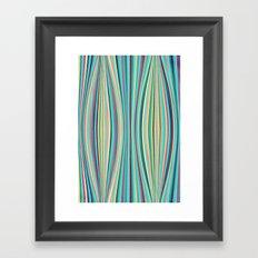 Asleep Framed Art Print