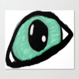 Eye of Eyes Canvas Print