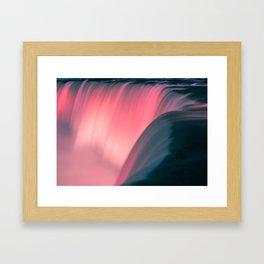 The Mighty Horseshoe Framed Art Print