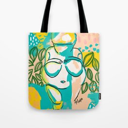 Willendorf Beach Tote Bag