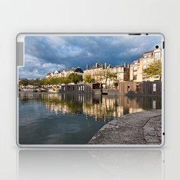 Nantes Riverside Scenery Laptop & iPad Skin