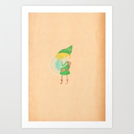 Video game vices.  Art Print