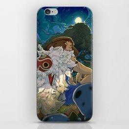 Forest Wanderer iPhone Skin