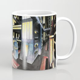 Dystopian Dreams Coffee Mug