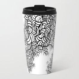 Abstract 65581081 Travel Mug