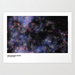 Astroturismo Art Print